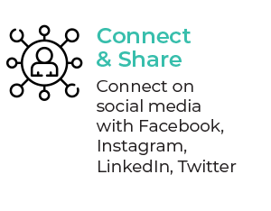 Connect & Share